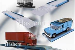 ساخت و تولیدباسکول فوق سنگین جاده ای 80 تن و 100تن