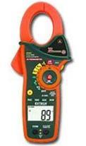 مولتی متر کلمپی و حرارت سنج لیزری EX830