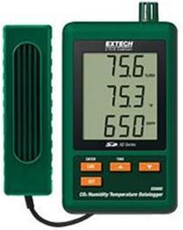 ثبت کننده گاز دی اکسید کربن CO2 SD800 - 1