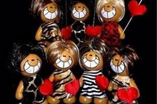تولید کننده عروسک آپاچی