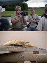 آموزش عکاسی از هواپیماها و صنعت هوایی