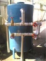 صافی شنی شرکت تصفیه آب صاف