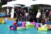 قایق کودکان