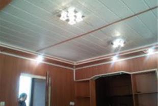 سقف کاذب و دیوار پوش ،کناف،دکوراتیو،PVC،آرمسترانگ - 1
