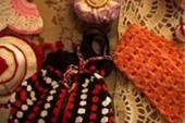 دی وی دی آموزش بافتنی دستباف ( قلاب بافی)