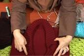 دی وی دی آموزش بافتنی دستباف