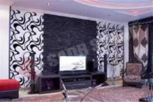 کاغذ دیواری ایرانی  ، کاغذ دیواری خارجی