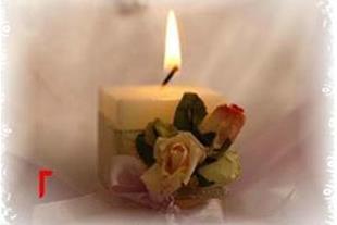 شمع های آیناز