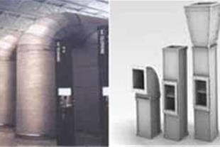 ساخت کانال کولر ، کانال کشی صنعتی ، کولر سازی
