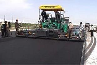 آسفالت - شرکت راهسازى آبادگران همراه سهند