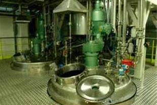 راکتور رزین سازی