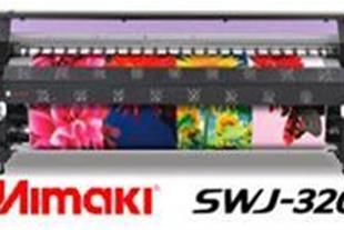 دستگاه چاپ بنر فلکس میماکی ژاپن (SWJ-320)