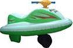 قایق شارژی کودکان