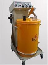 دستگاه پاشش رنگ پودری الکترواستاتیک