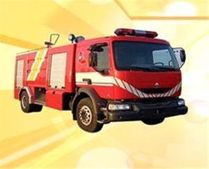 کپسول و تجهیزات خودرو آتشنشانی و سیستم اعلام اطفاء - 1
