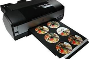 دستگاه  چاپ روی سی دی 02188784350 - 1