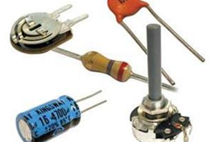 فروش انواع خازن ومقاوت وقطعات الکترونیکی