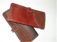 آموزش کیف چرمی دست دوز - 1