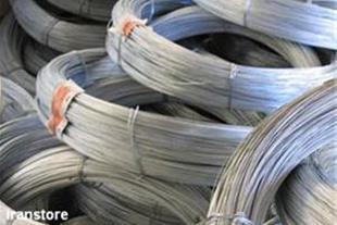 تولید و فروش سیم مهار مغزی فولاد 6 و 8