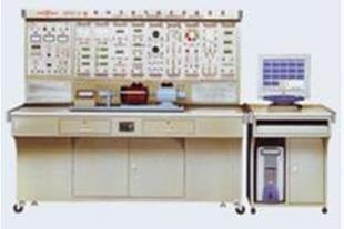 ست آزمایشگاه ماشین الکتریکی مدل BTM-04
