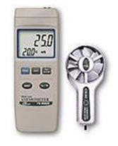 سرعت سنج باد/ ترمومتر با پروانه فلزی YK-80AM