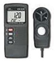 ترمومتر / سرعت سنج باد / رطوبت سنج /لوکس متر (پراب