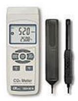 CO2 متر / دما سنج / رطوبت سنج / نقطه شبنم (dew poi