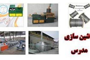 ماشین آلات صنایع مفتولی