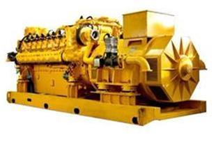 ژنراتور گازسوز،دیزل ژنراتور،نیروگاه برق مقیاس کوچک - 1