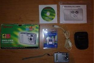 دوربین دیجیتال 3.2 مرکوری