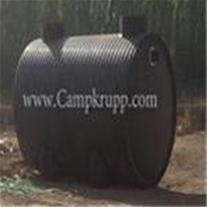طراحی و ساخت انواع سپتیک تانک های پلی اتیلن