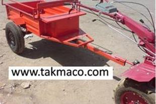 تولید و توزیع تریلر بارکش تیلر 09129409621