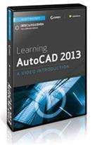 آموزش ساده و کاربردی AutoCAD 2013