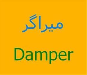 انجام پروژه با میراگر ، آموزش مدلسازی دمپر damper - 1