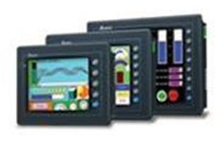 HMI DOP AE دلتا-با صفحه نمایش TFT-زاگرس کنترل