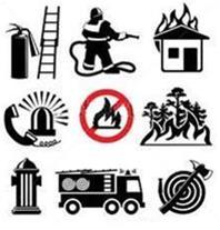 آتش نشانی / تجهیزات آتش نشانی / تجهیزات ایمنی