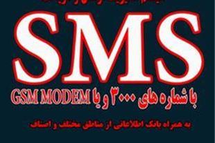 ارسال SMS با نام شما ، ارسال SMSبه صورت منطقه ای