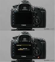 آموزش کاربردی شناخت دوربین عکاسی Canon 60D