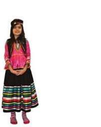 فروش زیر قیمت لباس سنتی کودک و مهد کودک - 1