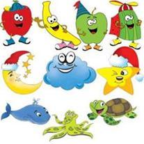 فروش اقساطی انواع آویز سقفی اتاق کودک و مهد کودک