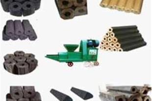ماشین تبدیل خاک اره به زغال