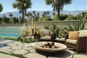 طراحی فضای سبز ویلا و باغ درمشهد