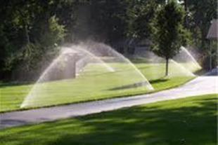 طراحی و اجرای سیستم آبیاری اتوماتیک فضای سبز
