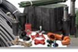 تأمین لوله، آبپاش، قطره چکان، پمپ و کلیه اتصالات
