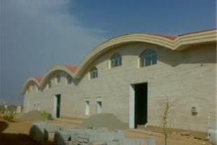 اجرای سقف شیروانی-نصب سوله وخرپا(دماوندپوشش) - 1