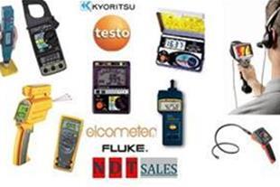 تجهیزات تست پارامتر های محیطی ، فیزیکی ، الکتریکی