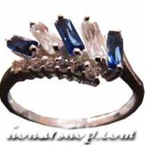 انواع انگشتر نقره زنانه و مردانه خارجی