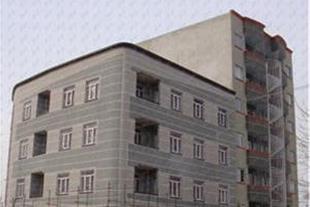 نمای ساختمان-نما-نمای مینرالEHC-شرکت مینرالEHC