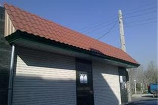 پایدار پوشش(سقف شیروانی-سردرب-آلاچیق)09391959596 - 1