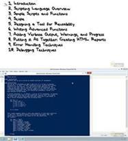 آموزش سفارشی سازی و ساخت ابزارها  PowerShell v3